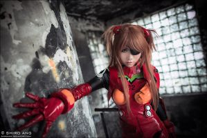Evangelion: 3.0 - 11 by shiroang