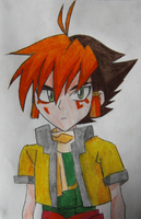 Beyblade Metal Masters- Nile02 by Naruchen
