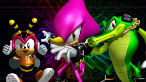 Team Chaotix 2 by Light-Rock