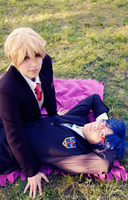 Reigisa is Sweeter than Cake Pops | Cosplay by a-nouki