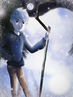 Jack Frost by NinaChan13