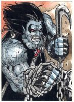 Lobo Sketchcard by Csyeung