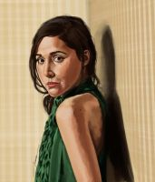 Rose Byrne Portrait by tierEight