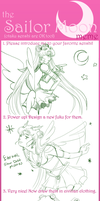 Sailor Moon Meme by Hinderence