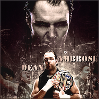 Dean Ambrose Signature by Gold010