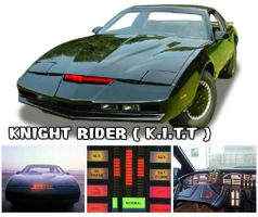 Knight Rider  K.I.TT by chrisbrowndanceboy19