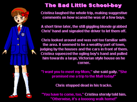 The Bad Little School-boy +030 by SissyDemi