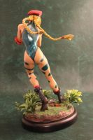 Cammy White 1/6 scale resin kit (Street Fighter) by Joker-laugh