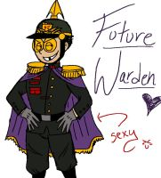 Future Warden :D by dreamer45