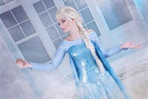 Frozen - The past is in the past by FirehawkCosplay