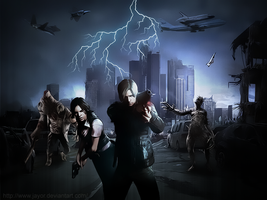 Resident Evil by JAYOR