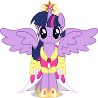 Princess Twilight Sparkle by CaNoN-lb
