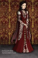 Maire of House Bulwer by DaenatheDefiant