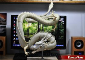 Shen Long by Fabricio Works by FabricioWorks
