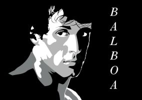 Rock Balboa by console-master
