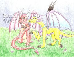 Commission by Thorn2007 pt.1 by Tallest-Ariva