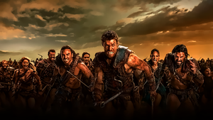 Spartacus (War Of The Damned) by kingwicked