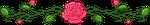 Rose divider by Sophibelle