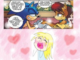 Sonally forever !!!!!!!!!! by SonicMiku