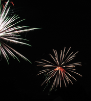 Firework Image 0588 by WDWParksGal-Stock
