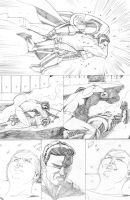 Justice Pencils - P4 by wannabegeorge