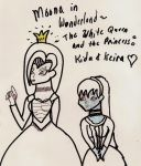 MIW: The W-Queen and Princess by Sweetlovekang