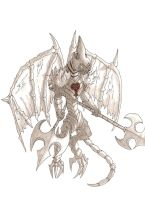 Heartless: Dragoon by CYBERSLADE666