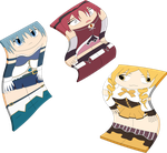 Madoka Mats by Not-the-New-Account
