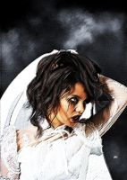 The Abandoned Bride by A-Figure-in-Black