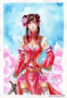 Xianghua outfit by Syahilla - SCIV by evs-eme