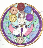 Final Fantasy X tile by Chibiusa14