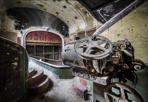 The Old Cinema by AbandonedZone