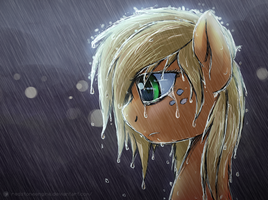 [Speed art] Rain by redstoneengine