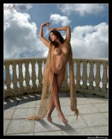 Balcony nude by james6string