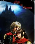 Ace and Deuce  Final Fantasy Type-0 HD by LisAlice5472