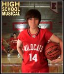 TROY BOLTON Cosplay2 - from High School Musical by XxGogetaCatxX