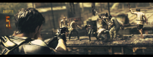 Resident Evil 5 - Signature by OldChili