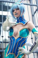 Blue Rose - Tiger and Bunny Cosplay by yukinohanacosplayart