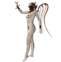 STOCK PNG gothic angel 4 by MaureenOlder