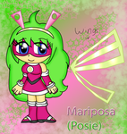 Mariposa by Captor-Variety-Girl