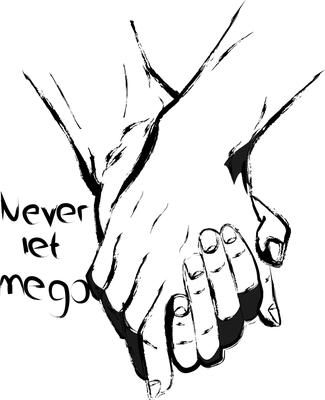Never Let Me Go by ItachiUchihaHD