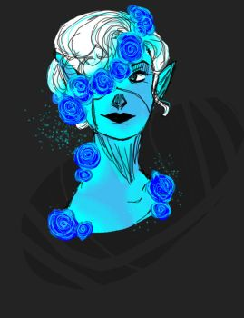 Roses by PyroMatic67
