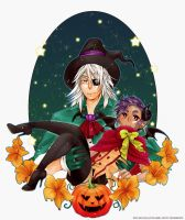 Trick or Love by Mebon