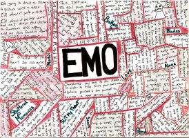 Emo Quotes Obsession by BlackBlood941