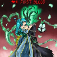 Love at First Blood by SkitzOpheliac