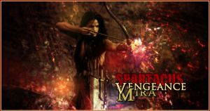 Spartacus Vengeance: Mira by DragonGamer