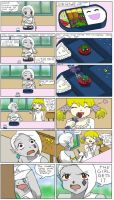Why Ghirahim Hates Hylia by JapaNeeSee