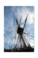 HMS Victory No9 by unclejuice