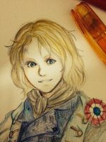 Gavroche by numba-junichi