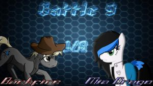 Pony Kombat New Blood 4 Round 1, Battle 9 by Macgrubor